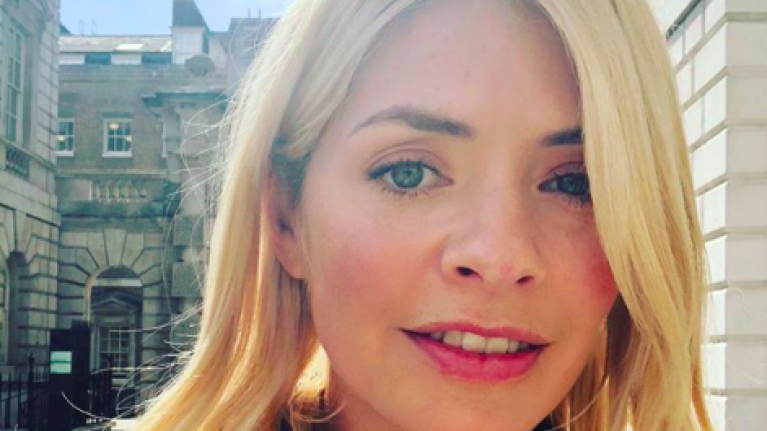 Holly Willoughby's €3 beauty 'travel essential' is one we're popping into our suitcase!