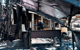 'Serious indications' that Greece fire that killed 83 was caused by arson