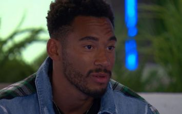 Josh and Kaz are set to have their first fight on Love Island tonight and it looks heated