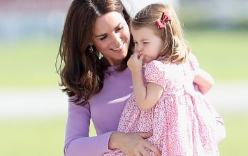 This is why Duchess Kate never dresses Princess Charlotte in pants