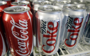 Oh, please NO! The price of a can of Diet Coke is set to RISE
