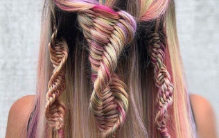 DNA braids are now a thing, and they're actually really groovy