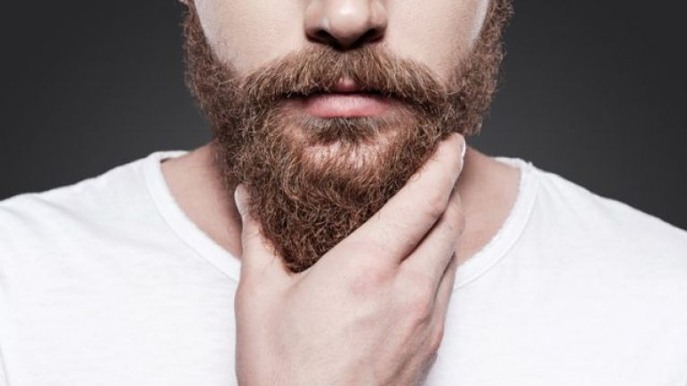 Men's beards are full of POO particles, study finds