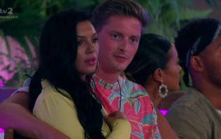 'It's a bit disappointing': Dr Alex is still unhappy with Alexandra on tonight's Love Island