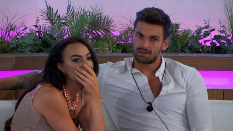 Love Island's Rosie has had her say on Adam and Zara's break-up