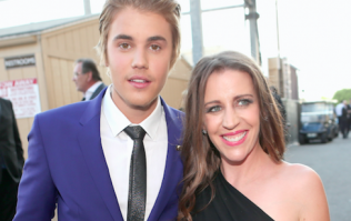 People think this means Justin Bieber's mum isn't happy about his engagement