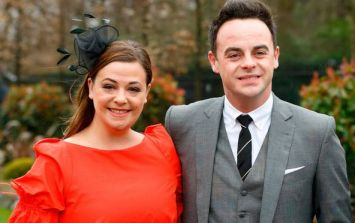 'Get on with it': Lisa Armstrong is dragging her heels signing Ant's divorce papers