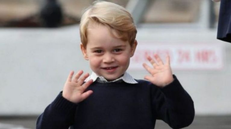 Prince George and Prince Harry have the same favourite film, and we're crying