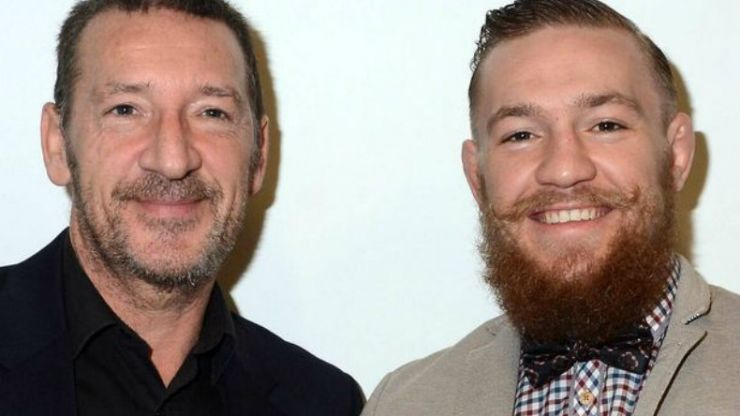 Conor McGregor's Da goes on an incredible rant (and no one can work out if he's joking)