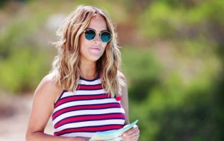 Caroline Flack is rumoured to have a new beau and he's a Love Island colleague