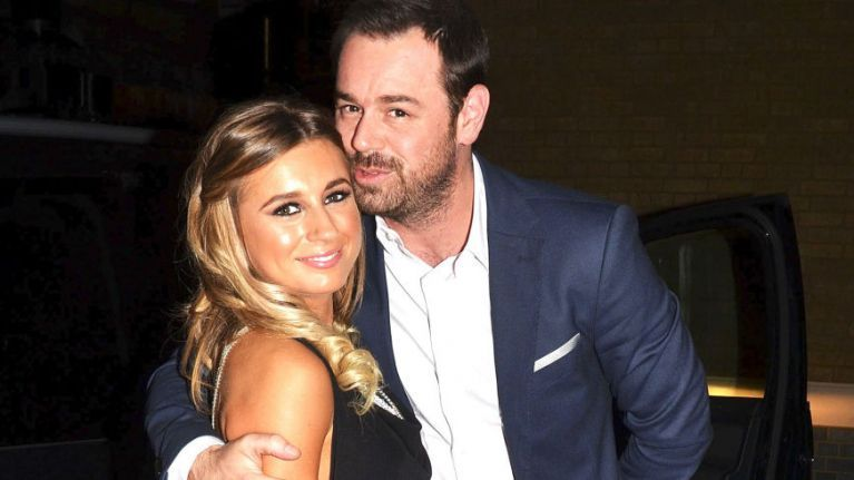 Danny Dyer has been spotted in the airport and Love Island fans are losing their sh*t