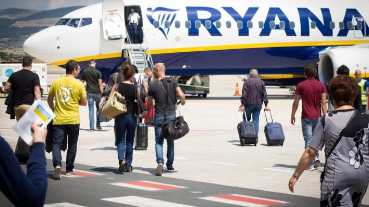 Ryanair passengers could face travel chaos as Irish pilots have voted to strike