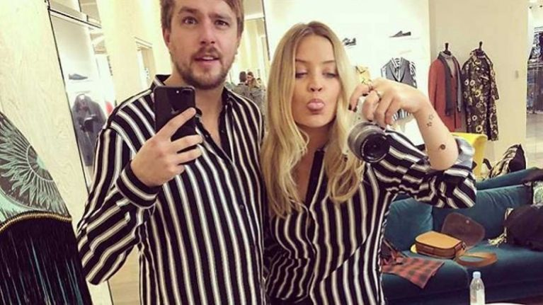 Laura Whitmore shares the sweetest message about Love Island's Iain Stirling