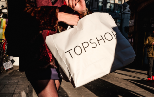 This €29 floral midi skirt from Topshop would be perfect for a summer wedding