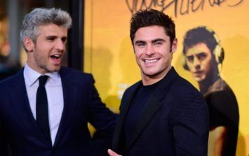 Zac Efron's dreadlocks journey continues, and not for the better
