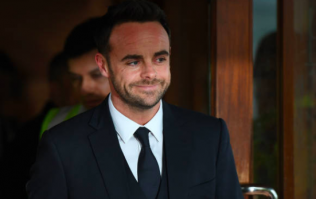 Ant McPartlin is back on Twitter and his return message is pretty nice
