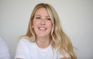 Ellie Goulding has just announced her engagement in the most old-school way