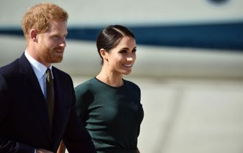 Harry and Meghan have given their closest friends a 'warning'