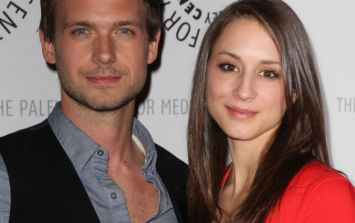PLL's Troian Bellisario and Suits's Patrick Adams reportedly expecting first child