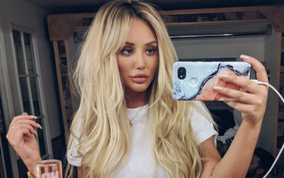 Charlotte Crosby just got a VERY risqué tattoo on her neck