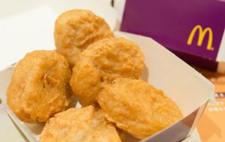 This is how McDonald's chicken nuggets are really made... and it's not as manky as you think