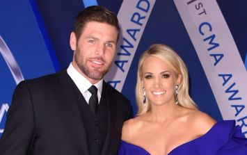 Congratulations! Carrie Underwood has announced she's pregnant