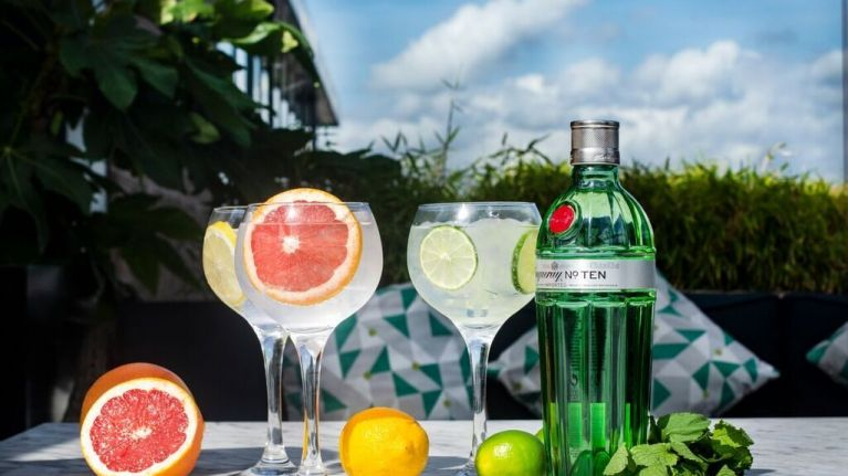 These three Dublin restaurants are launching GIN terraces and we're living for them, tbh