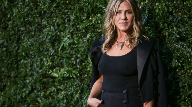 It's time to stop 'Poor Jen'ing Jennifer Aniston - she really doesn't want you to
