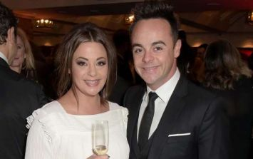 Lisa Armstrong has a new job... and it's with Ant McPartlin's friend