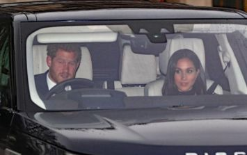 So Prince Harry's car is currently for sale online, if you're interested