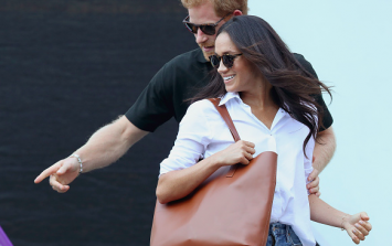 Prince Harry broke royal protocol at the start of his relationship with Meghan