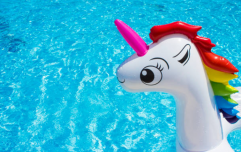 Police had to rescue women trapped on unicorn pool float... and yeah, that'd be us