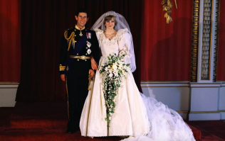 Princess Diana had a second secret wedding dress and it sounded verrrry different