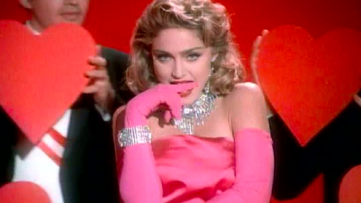 It's Madonna's 60th birthday today so here are 7 of her most iconic looks