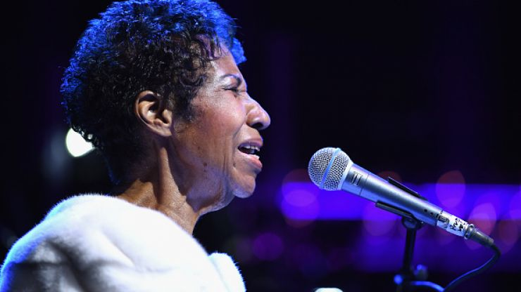 'Queen of Soul' Aretha Franklin has died aged 76