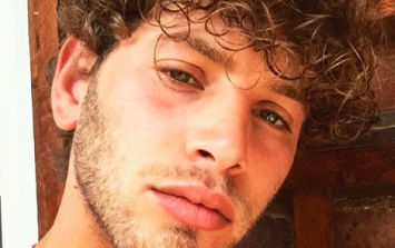 Love Island's Eyal straightened his hair and he legit looks like a different person