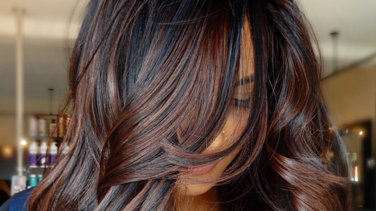 Cold brew hair is the next-season beauty trend we've fallen hard for