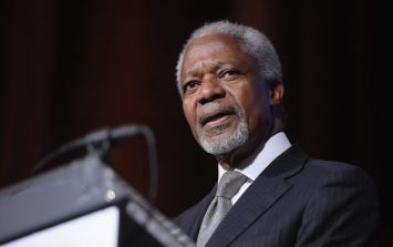Kofi Annan, the first black African to serve as UN secretary-general, has died aged 80