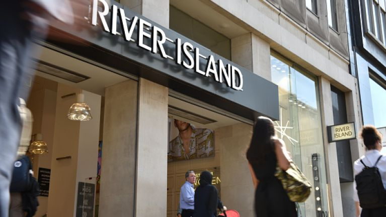 The super popular €50 River Island dress that we can't believe is still in stock