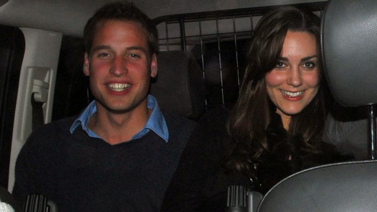The story of how Kate Middleton and Prince William met is adorably awkward