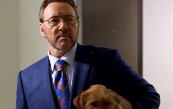 Kevin Spacey's new movie absolutely TANKED on its opening day