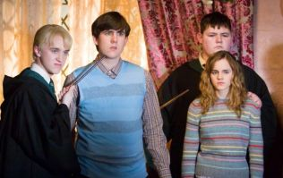 Be still our beating hearts... TWO Harry Potter stars just had a mini reunion