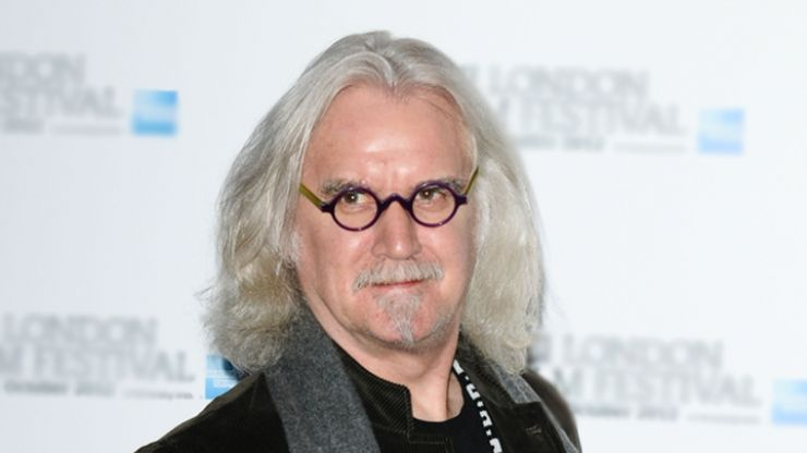 Billy Connolly to look back at his standup in new series after retirement
