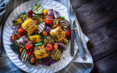 Being a veggie could have the same effect as being on the Mediterranean diet