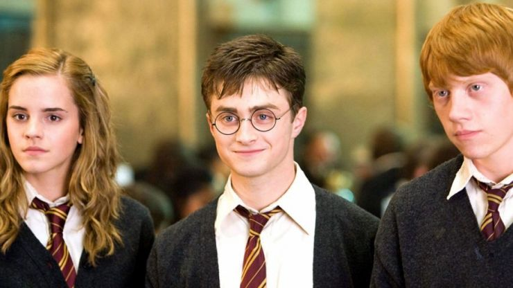 New study says that if you're a Harry Potter fan, you're a GREAT lover