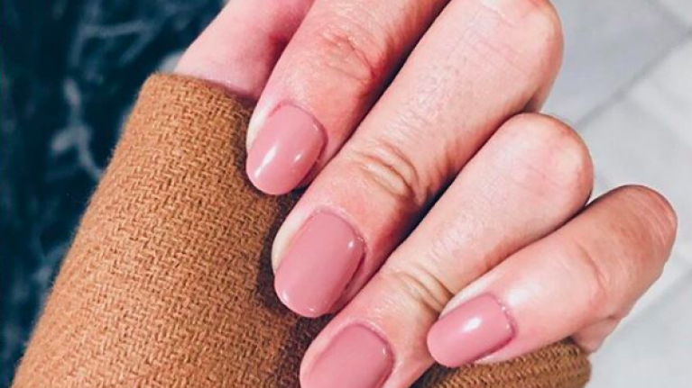 Can you guess the most popular Shellac colour in Ireland last year?