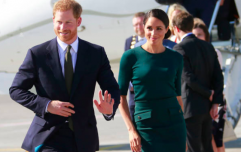 The weird thing the royal family do when they're travelling is actually a bit of a joke