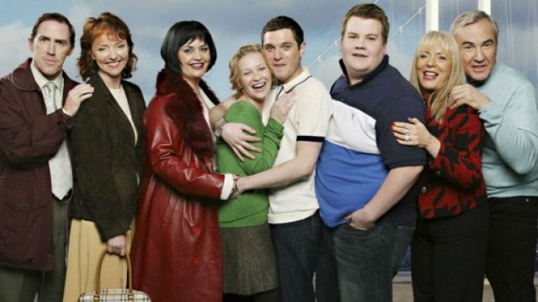 YES! It looks like we might be getting a Gavin and Stacey reunion
