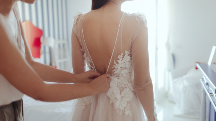 A huge number of brides share the same regret about their wedding day