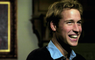 Prince William used a very different name back in his uni days